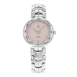 Tag Heuer Link WAT2313.BA0956 34.5mm Womens Watch