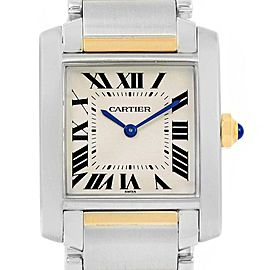 Cartier Tank Francaise W2TA0003 25mm Womens Watch