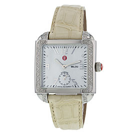 Michele Milou MW15A01A2025 36mm Womens Watch