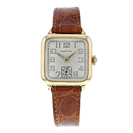 Hamilton 28mm Vintage Unisex Watch