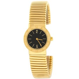 Bulgari Tubogas BB 23 2TG 23mm Womens Watch