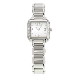 Tissot T-Wave T02.1.385.82 24mm Womens Watch