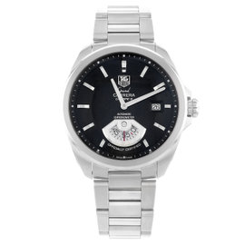 Tag Heuer Carrera WAV511A.BA0900 40mm Mens Watch
