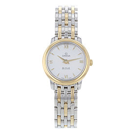 Omega De Ville 424.20.24.60.05.001 24mm Womens Watch