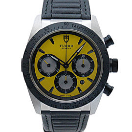 Tudor Fast Rider 42010N Stainless Steel Automatic 41mm Mens Watch