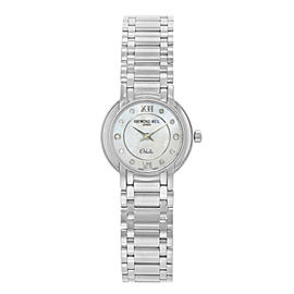 Raymond Weil Onthello 2321-ST-00984 25mm Womens Watch