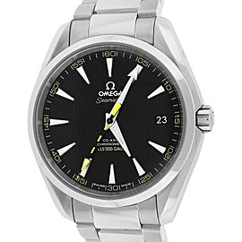 Omega Seamaster Aqua Terra 231.10.42.21.01.002 Stainless Steel 41.5mm Mens Watch