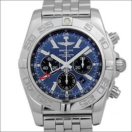 Breitling Chronomat GMT A041C35PA (AB0410) Stainless Steel Automatic 47mm Mens Watch