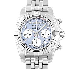 Breitling Chronomat41 A014G12PA (AB0140) Stainless Steel Automatic 41mm Mens Watch