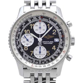 Breitling Navitimer A13022 Stainless Steel Automatic 42mm Mens Watch