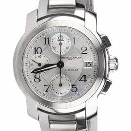 Baume & Mercier MVO45216 Stainless Steel Automatic 40mm Mens Watch