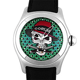Corum Bubble Gangster 8.0001 Stainless Steel 45mm Mens Watch