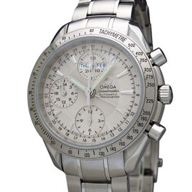 Omega Speedmaster Date Chronograph 3221.30 40mm Mens Watch