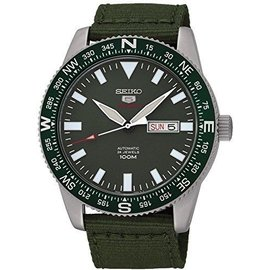 Seiko Five SRP663K1 44mm Mens Watch