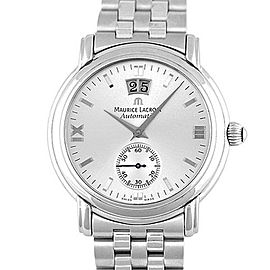 Maurice Lacroix Masterpiece MP 6378 Stainless Steel 40mm Womens Watch