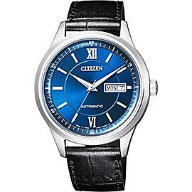 Citizen Royal Blue NY4050-03L 40mm Mens Watch