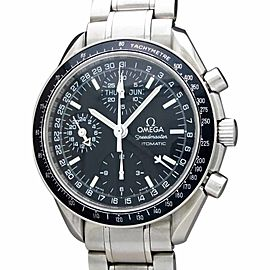 Omega Speedmaster Day Date Mark 40 3520.50 39mm Mens Watch