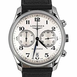 Longines Master L2.629.4.78.3 40mm Mens Watch