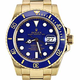 Rolex Submariner Date 116618 40mm Mens Watch