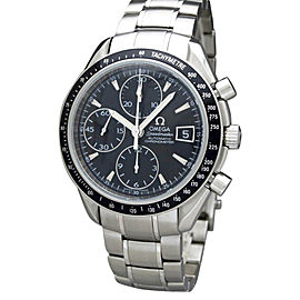 Omega Speedmaster Date Chronograph 3210.50 40mm Mens Watch