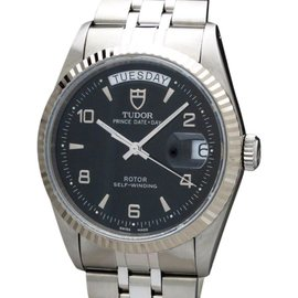 Tudor Oyster Prince Date Day 76214 36mm Mens Watch