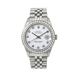 Rolex Datejust 16000 36mm Mens Watch