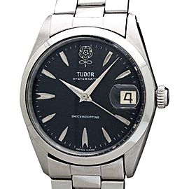 Tudor Oyster Date 7962 Vintage 34mm Mens Watch
