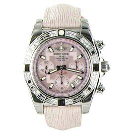 Breitling Chronomat AB01407N/K530 41mm Womens Watch