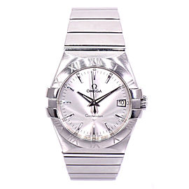 Omega Constellation 123.10.35.60.02.001 34.5mm Mens Watch