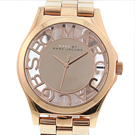 Marc by Marc Jacobs Henry MBM 3207 38mm Womens Watch