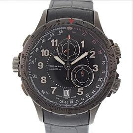 Hamilton Khaki et Chrono H776720 42.5mm Mens Watch