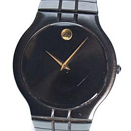 Movado 84-41-860 34mm Mens Watch