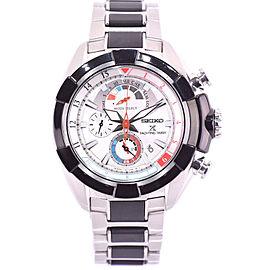 Seiko Yacht Timer SBBT035 44mm Mens Watch