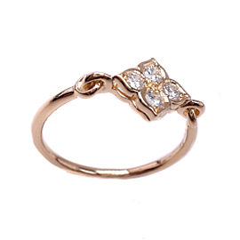 Cartier Hindu Ring 18K Yellow Gold with Diamond Size 3.75