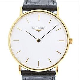 Longines L 7.989.6 33mm Mens Watch