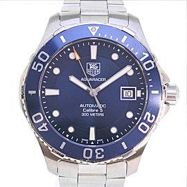 Tag Heuer Aquaracer WAN 2110-0 Mens 42mm Watch