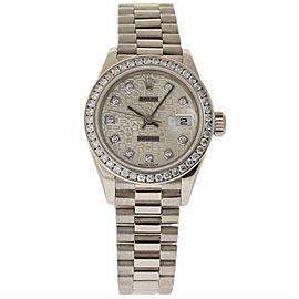 Rolex Datejust 79159 26mm Womens Watch