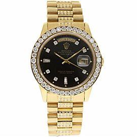 Rolex Day-date 18038 36mm Mens Watch