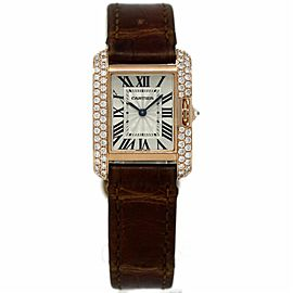 Cartier Tank Anglaise W5310027 30mm Mens Watch