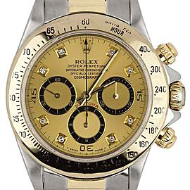 Rolex Cosmograph Daytona 16523 40mm Unisex Watch