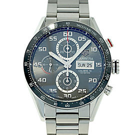 Tag Heuer Carrera Chronograph Calibre 16 CV2A1U.BA0738 43mm Mens Watch