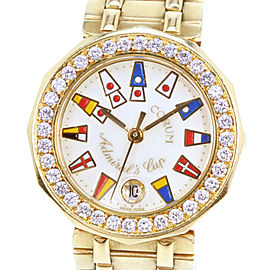 Corum Admirals Cup 39.910.65.V85 27mm Womens Watch