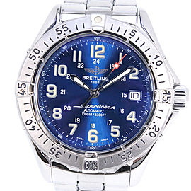 Breitling Super Ocean A17040 / A174C19PFA 39.5mm Mens Watch
