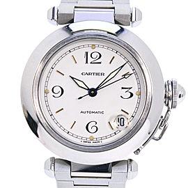 Cartier Pasha C W31074 35.5mm Unisex Watch
