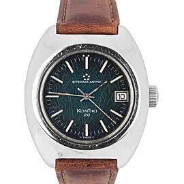 Eterna Nontiki 20 Vintage 38mm Unisex Watch