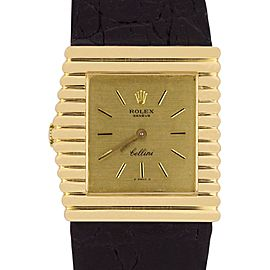 Rolex Cellini 27.50mm Unisex Vintage Watch