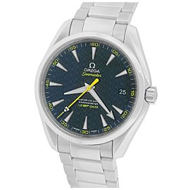Omega Seamaster Aqua Terra James Bond 007 231.10.42.21.03.004 41.5mm Mens Watch