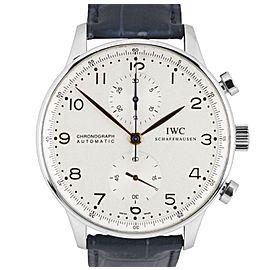 IWC Portuguese Chronograph IW371401 41mm Mens Watch