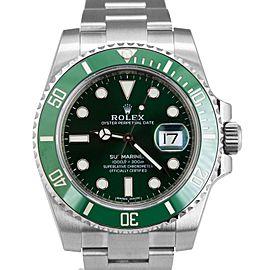 Rolex Submariner 116610LV 40mm Mens Watch