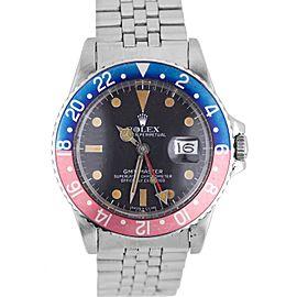 Rolex GMT-Master 16710 Vintage 40mm Mens Watch